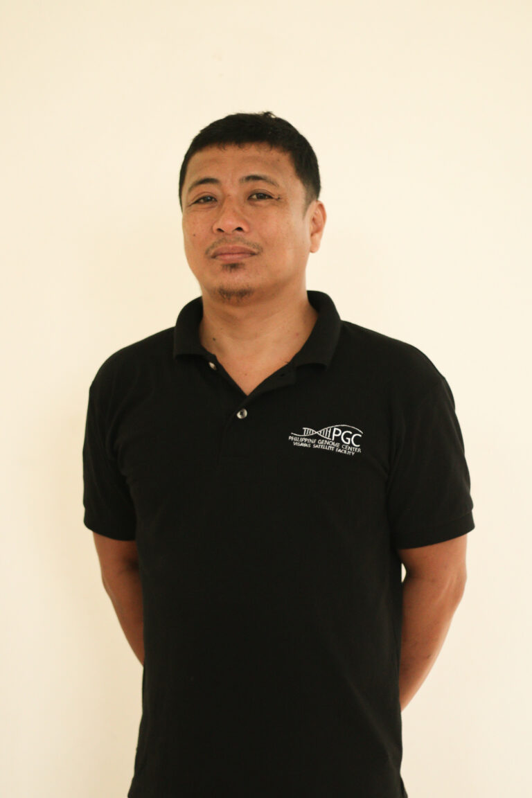 Alex B. CayananLaboratory Technician II