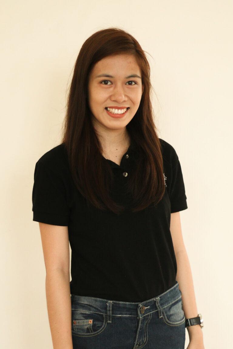 Andrea Danica P. BernasInformation Officer I