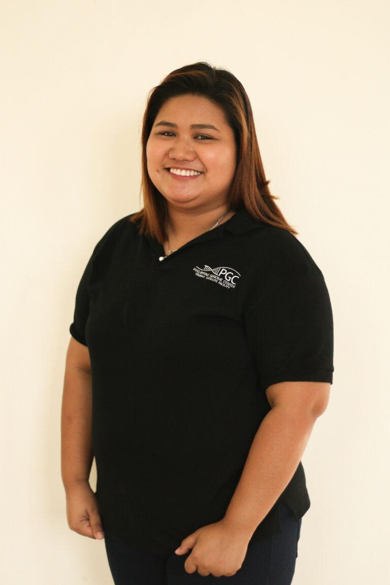 Jasmine C. VeloUniversity Research Associate I